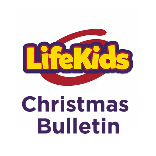 LifeKids Christmas Bulletin