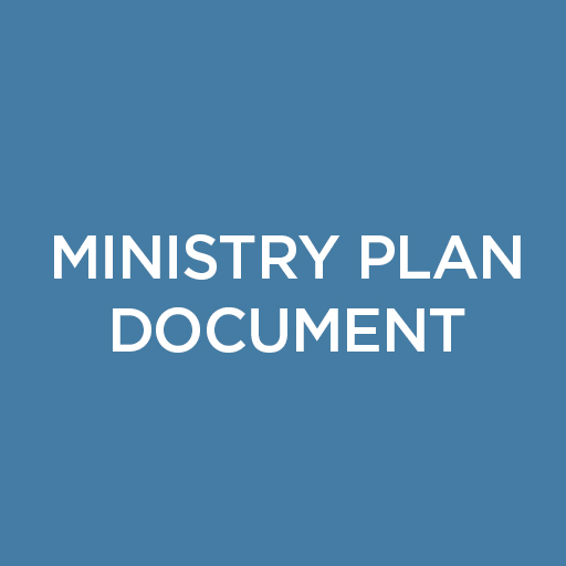 Ministry Plan Guide