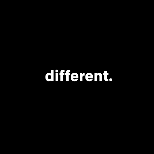 Different 2018