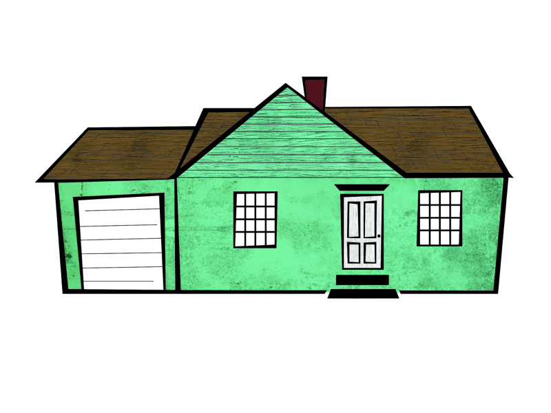 Artwork House 3 (PSD)