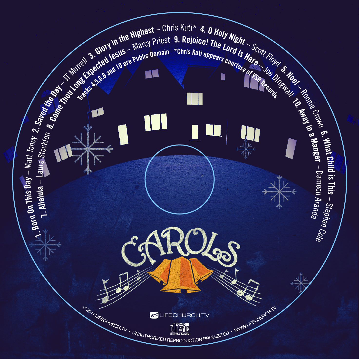 CD Art Disc 2 (AI)