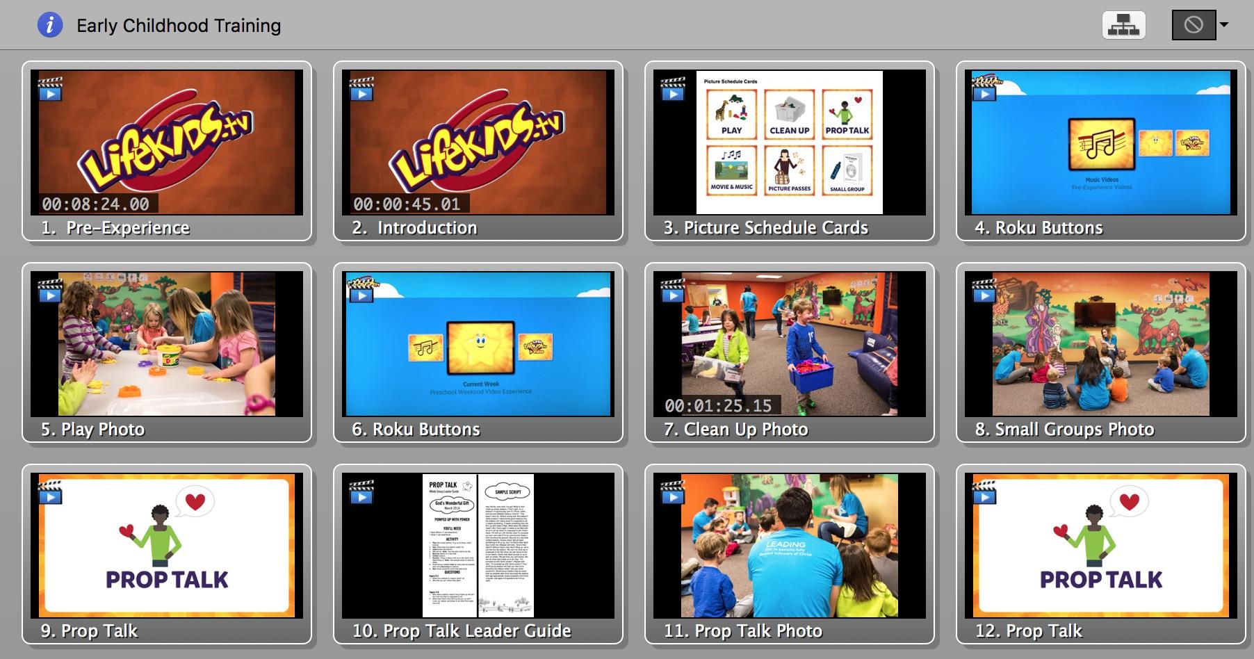 Training (ProPresenter Bundle) | Curriculum Training for