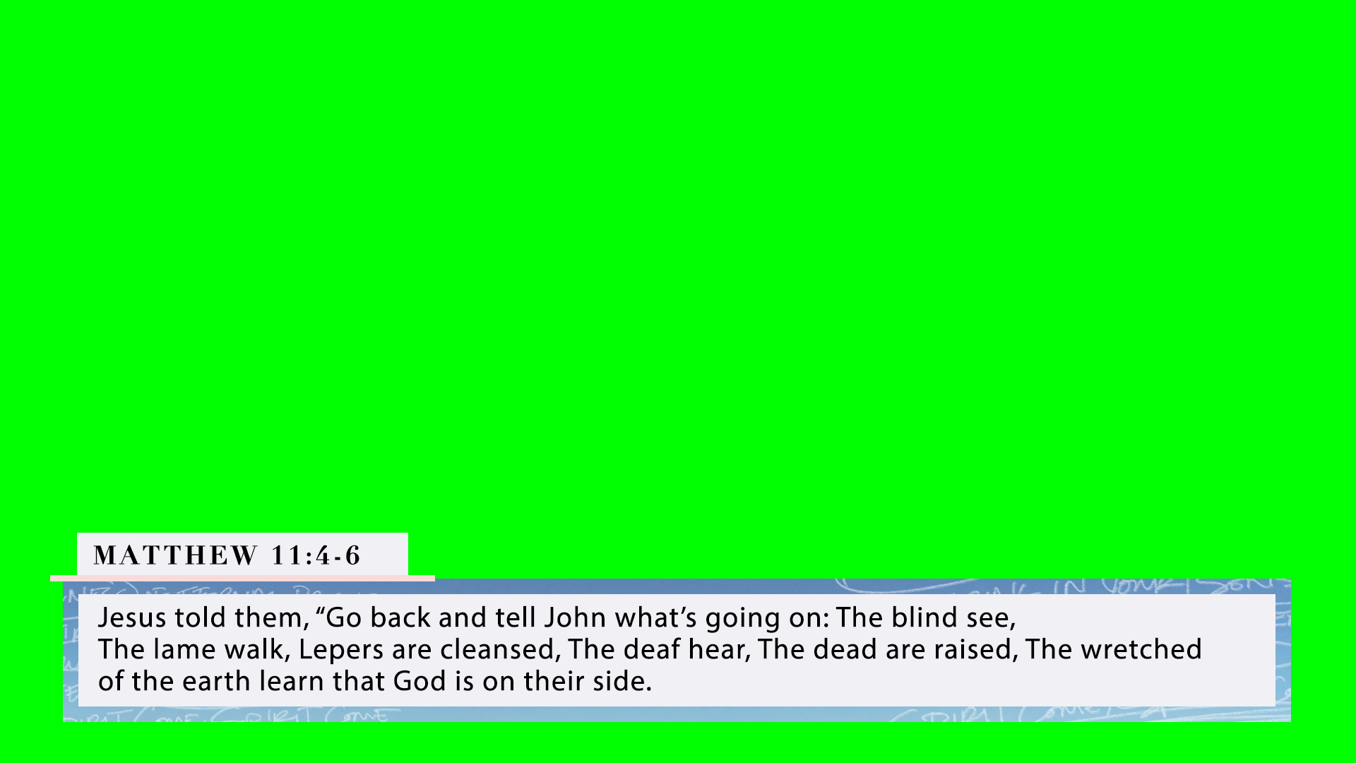 Matthew 11:4-6 MSG A (PNG)