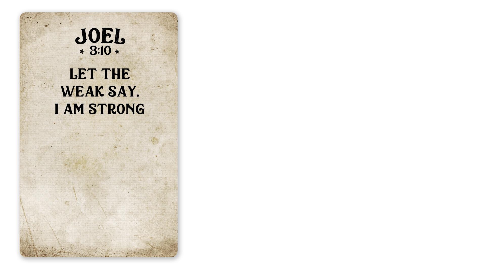 13 - Joel 3:10 (PNG)