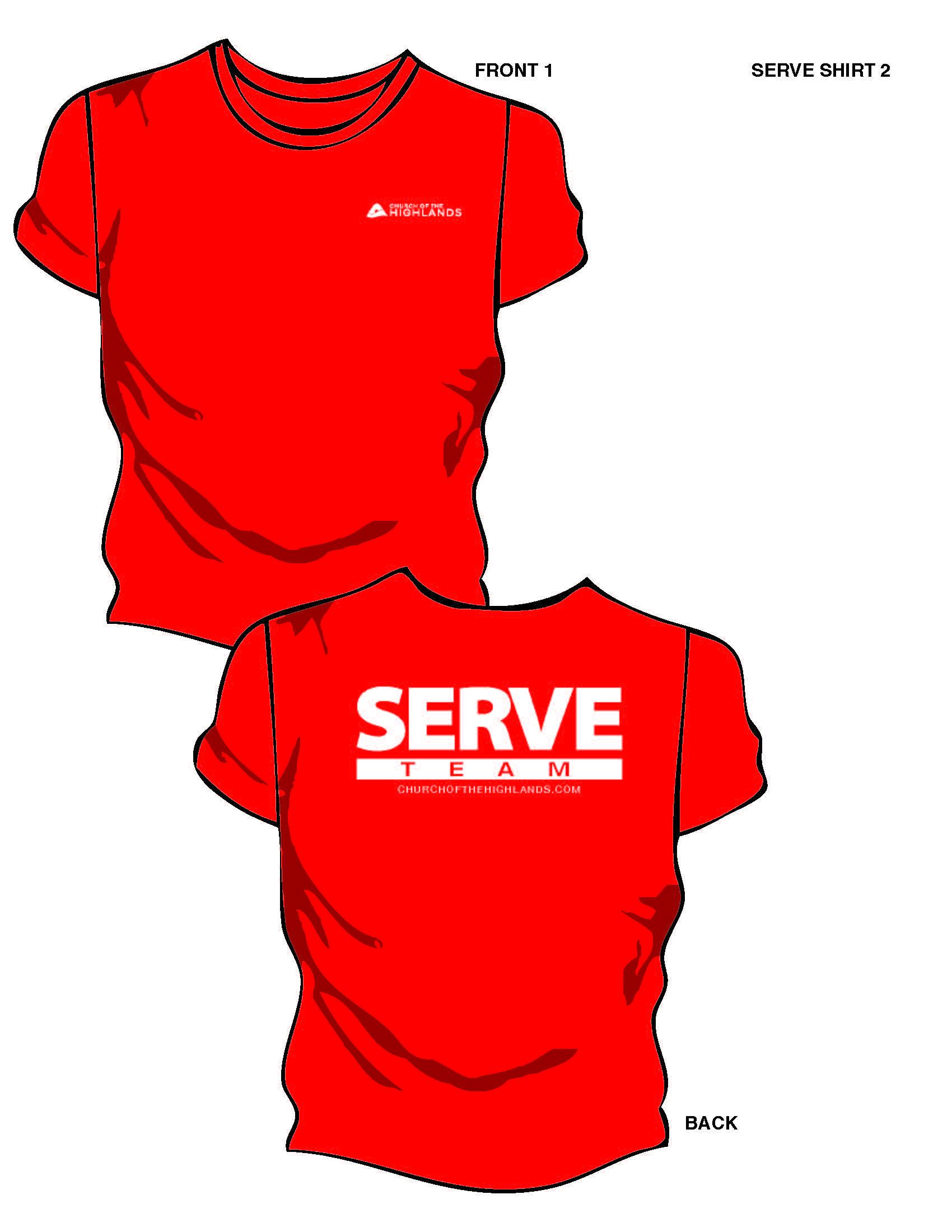 T-Shirt Proof (AI)