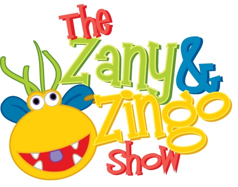 Zany and Zingo Show - Logo (JPG)