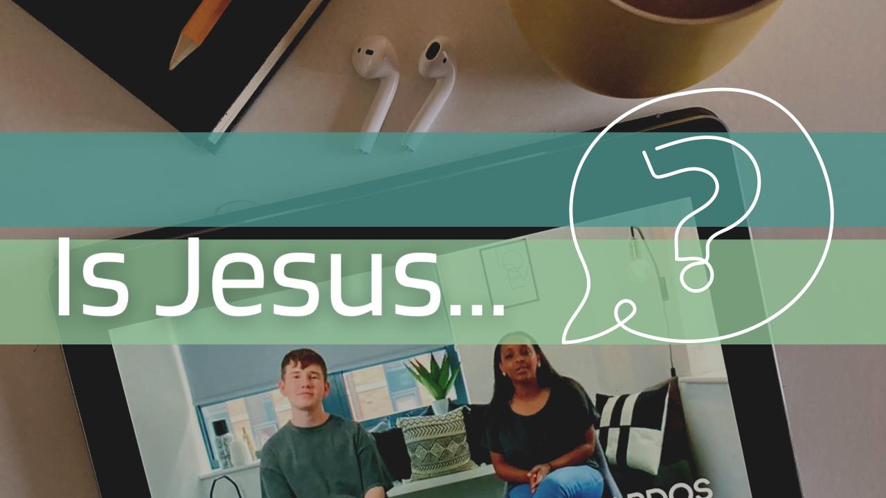 Thumbnail - Is Jesus (PNG)