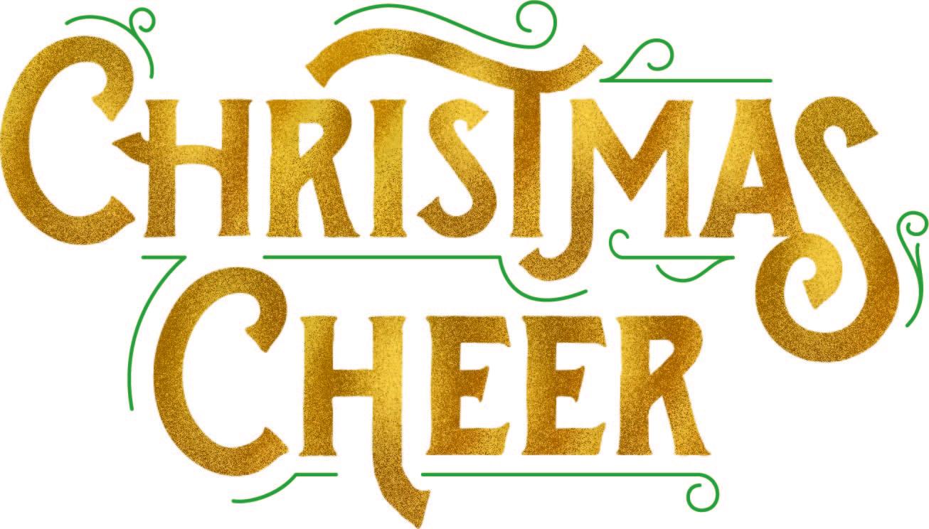 Christmas Cheer Logo (AI)