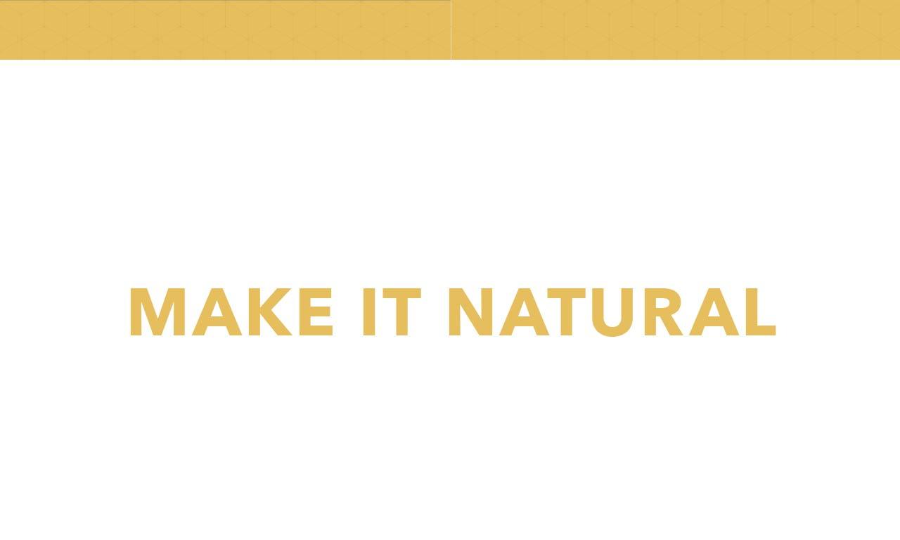 Make it Natural (JPG)