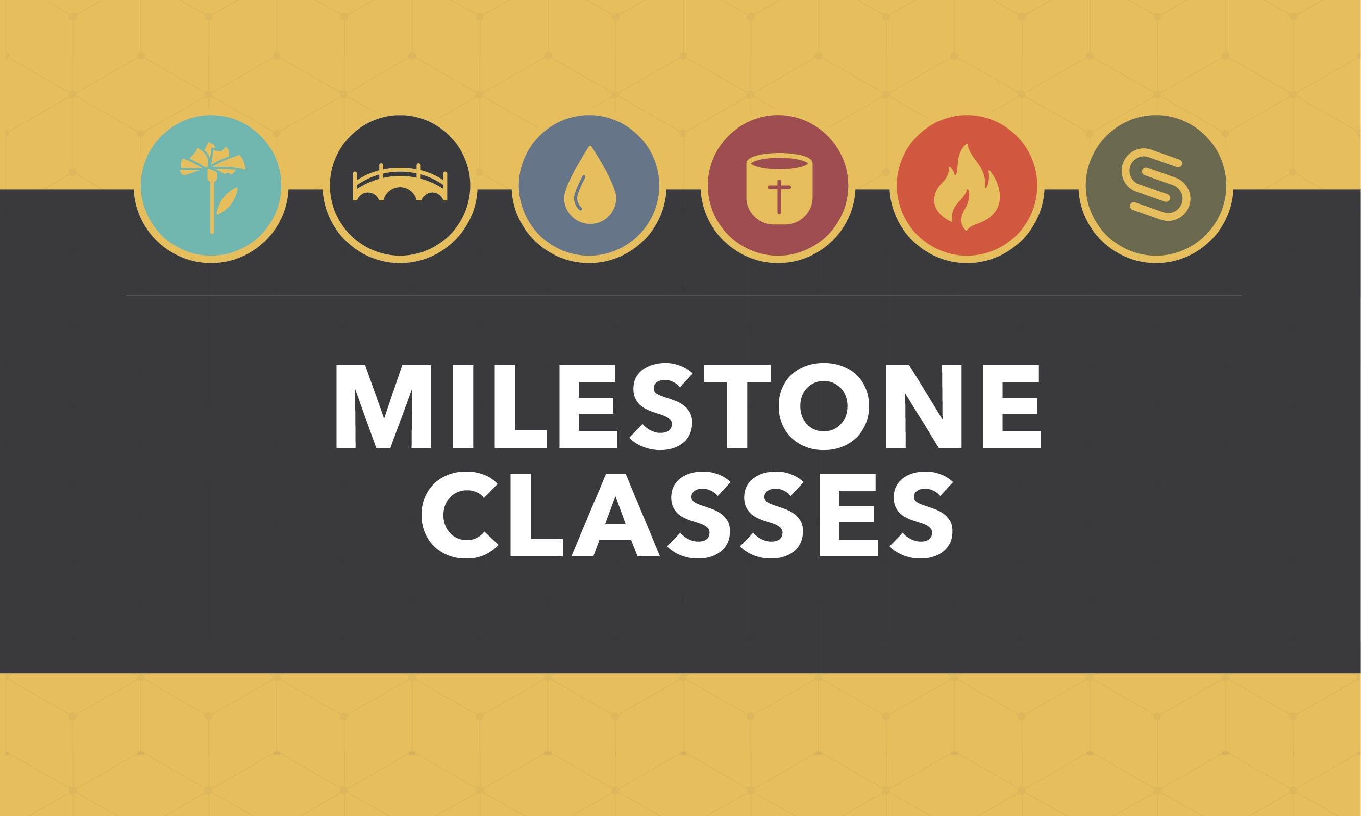 Milestone Classes (AI)