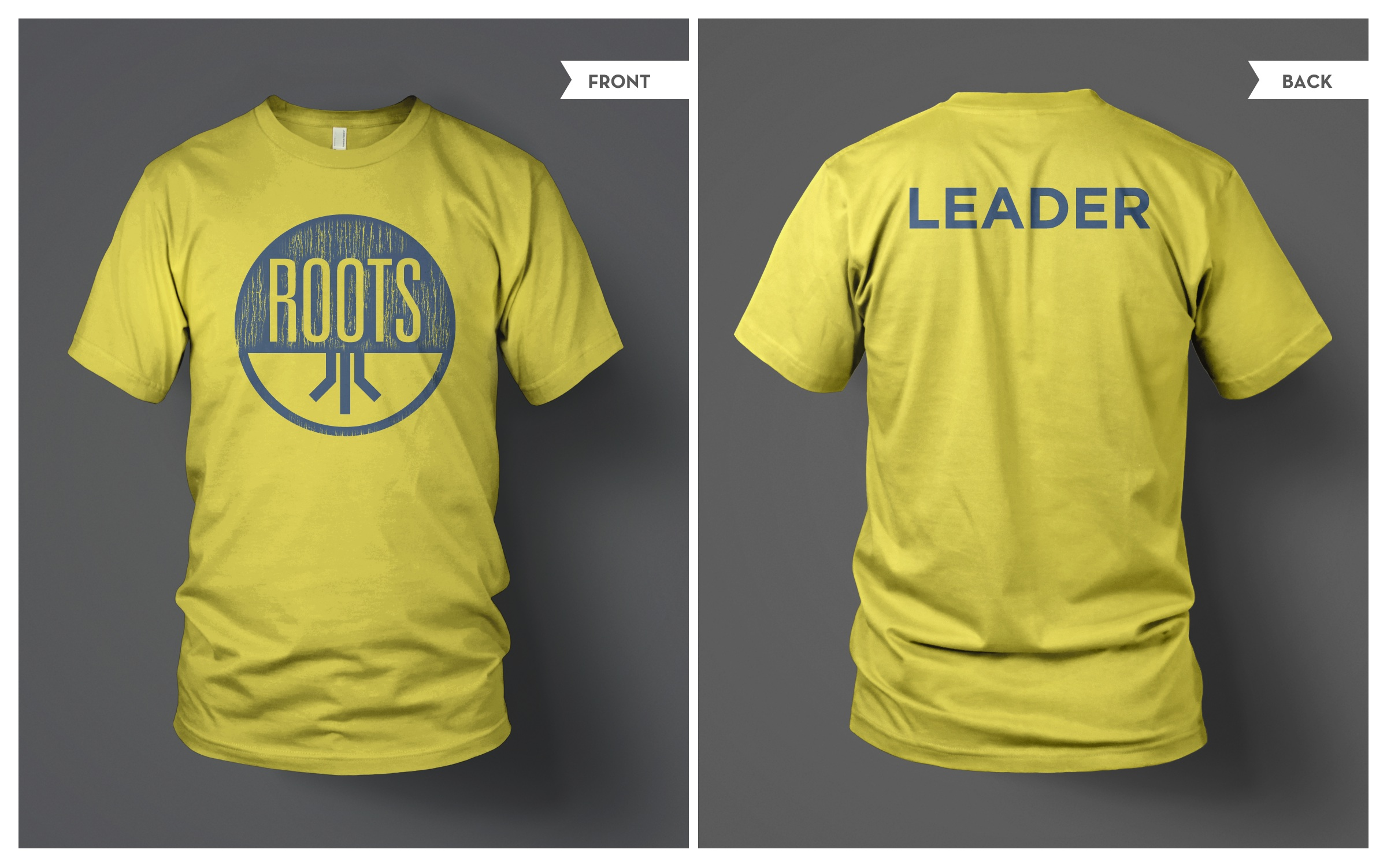 T-Shirt Template Both (PSD) | Roots | Free Church Resources from ...