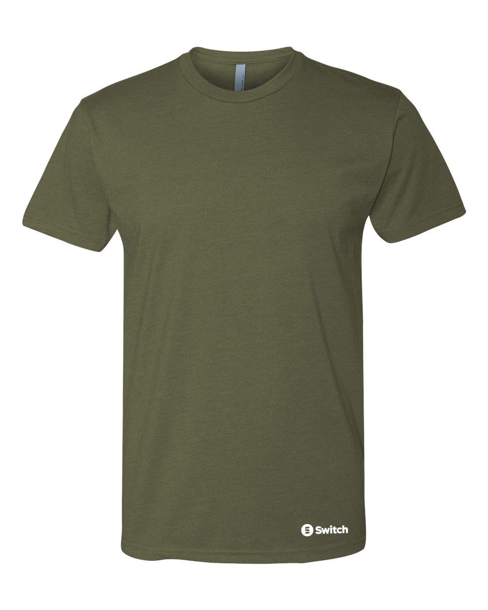 Front Mockup - Military Green (JPG)