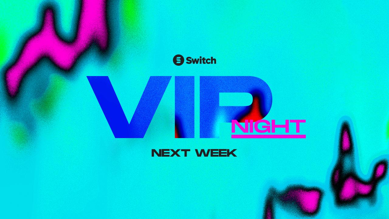 VIP Night - Next Week (PSD)
