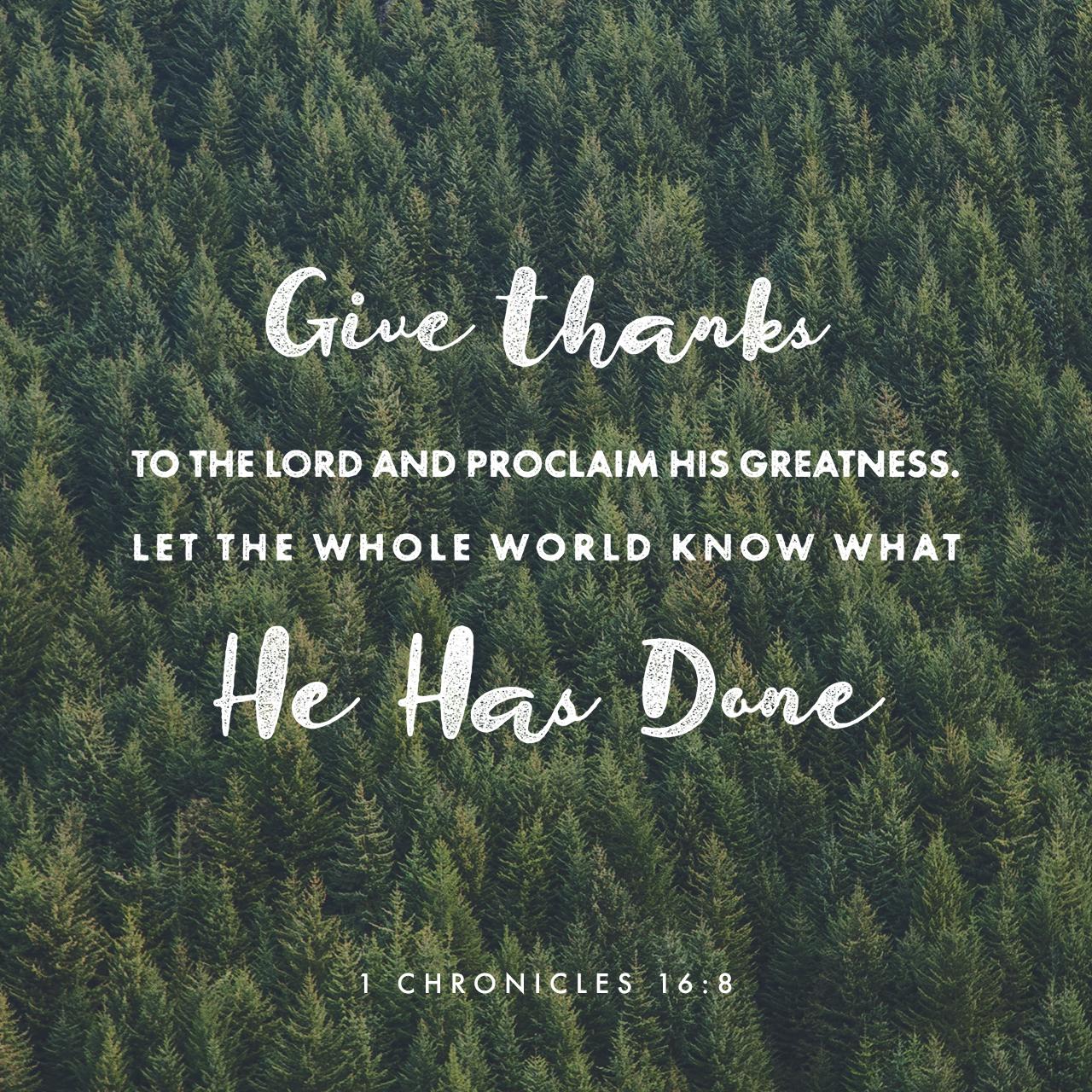 1 Chronicles 16:8 (JPG)