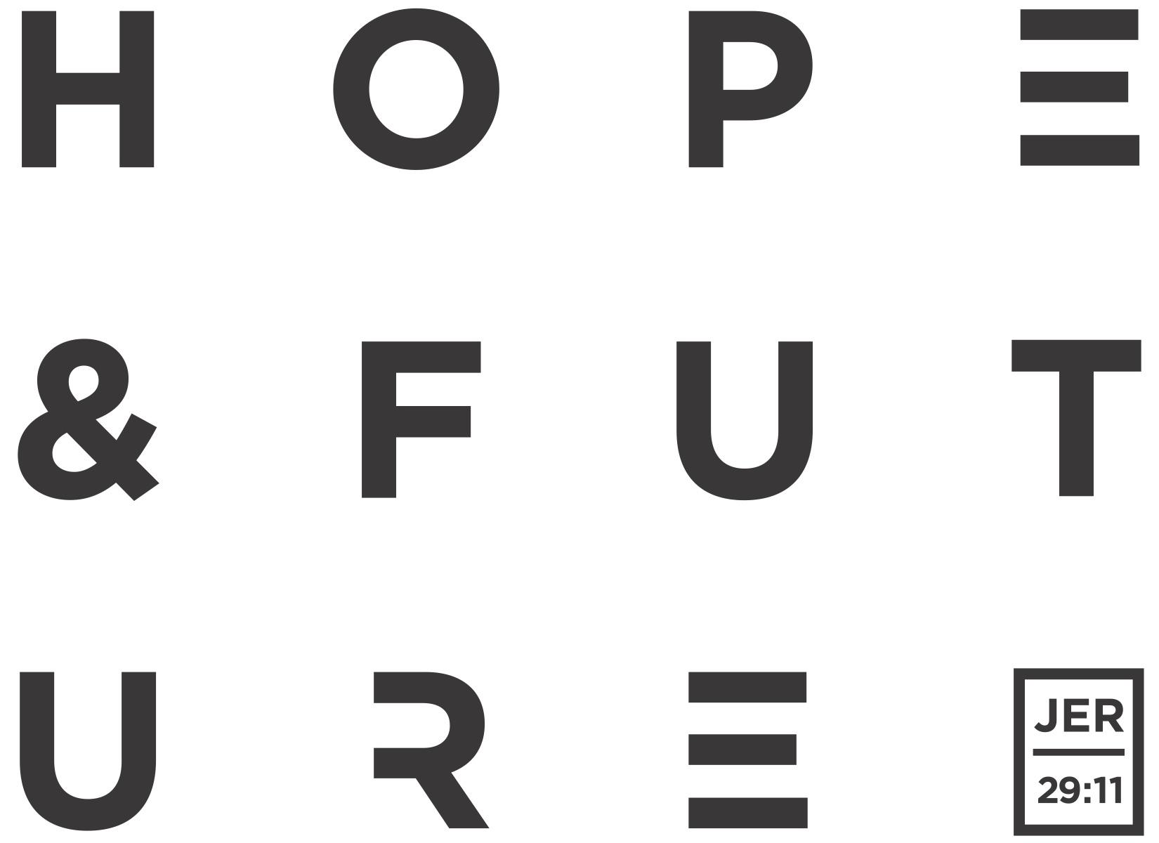 """Hope and Future"" Shirt Art (JPG)"