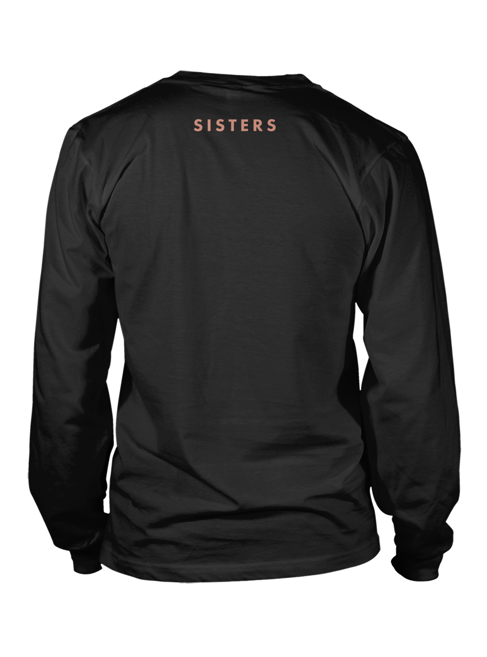 Long Sleeve Shirt Mock Up - Back (JPG)