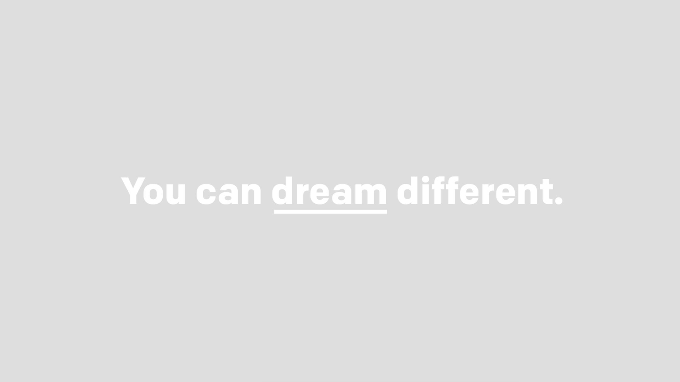 Dream (PNG)