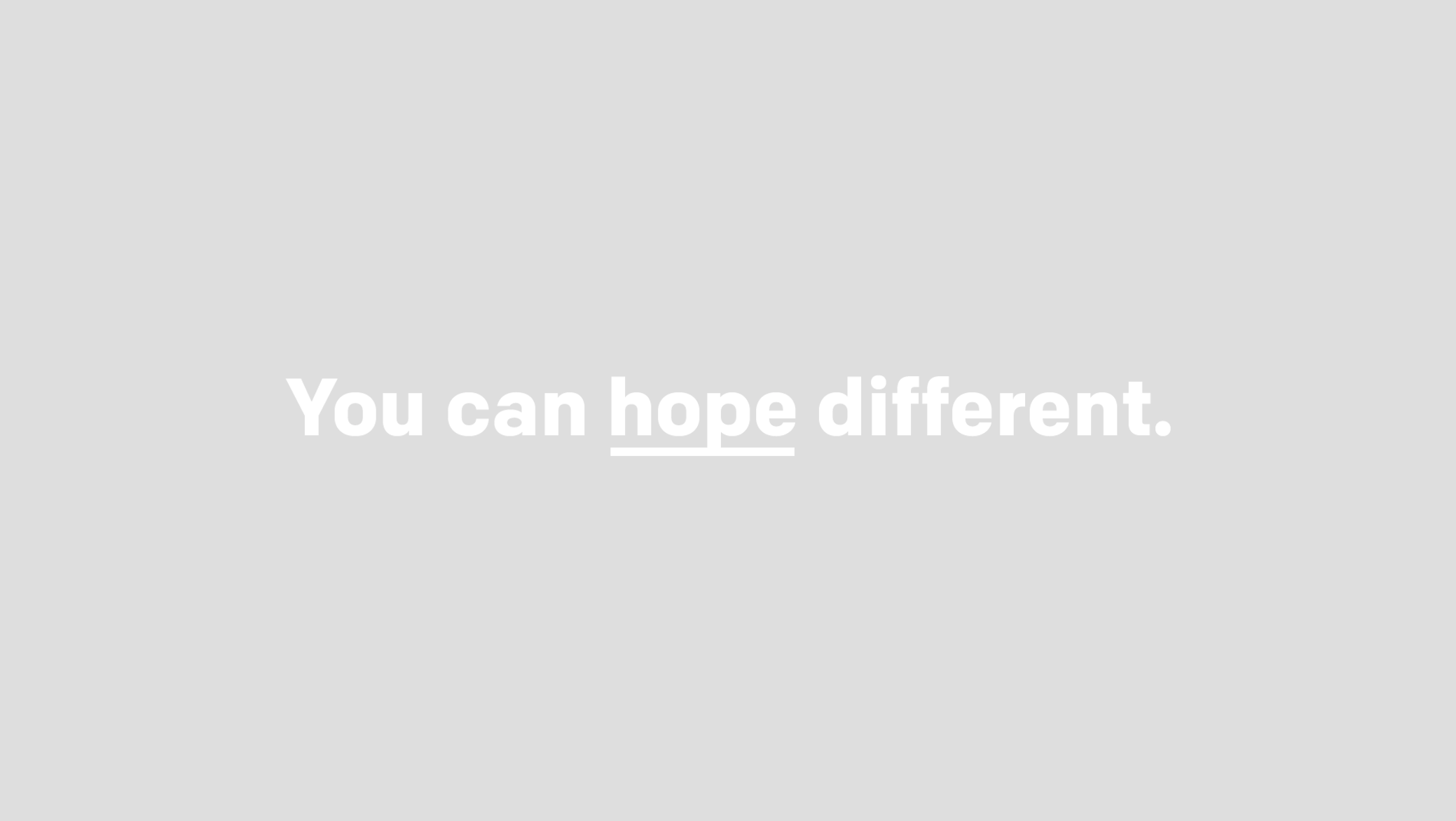 Hope (PNG)