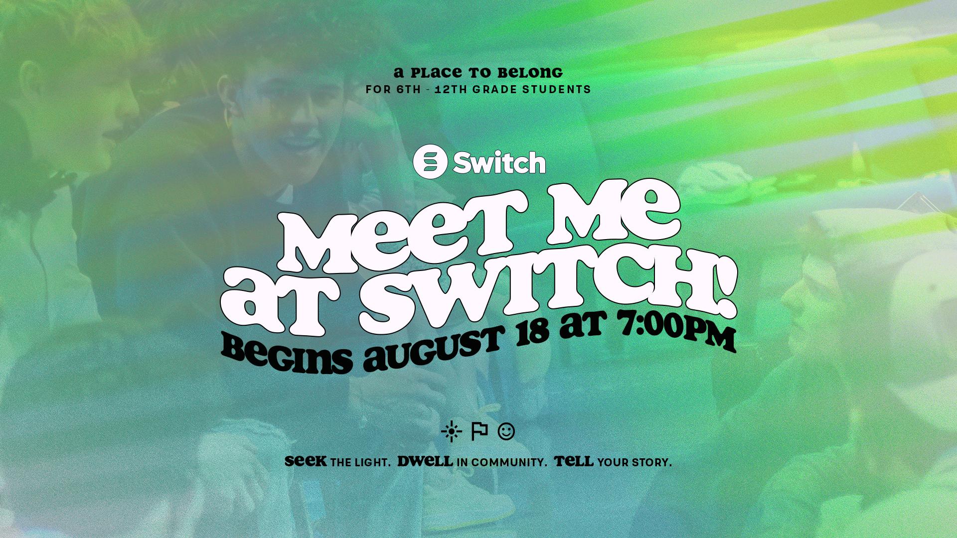 Meet Me at Switch (PSD)