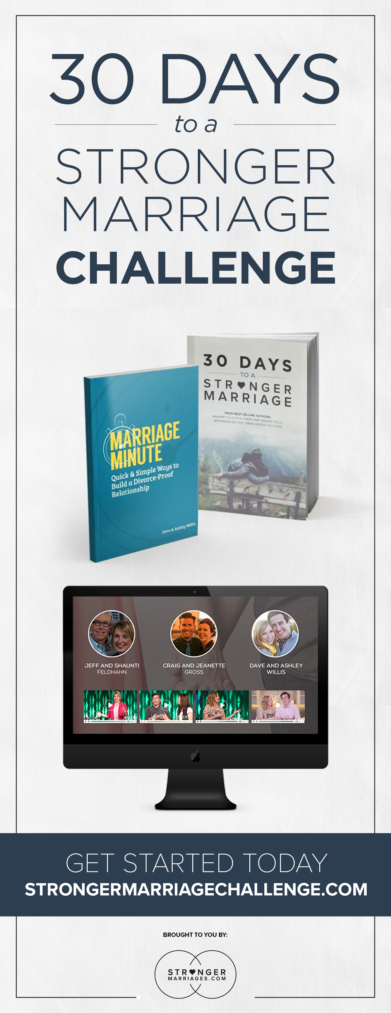 30 Days to a Stronger Marriage Challenge Bulletin Insert (JPG)
