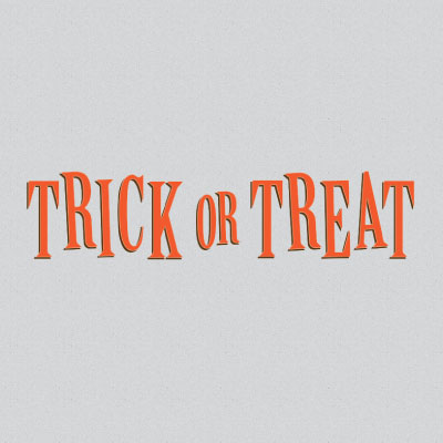 Trick-Or-Treat Invitations