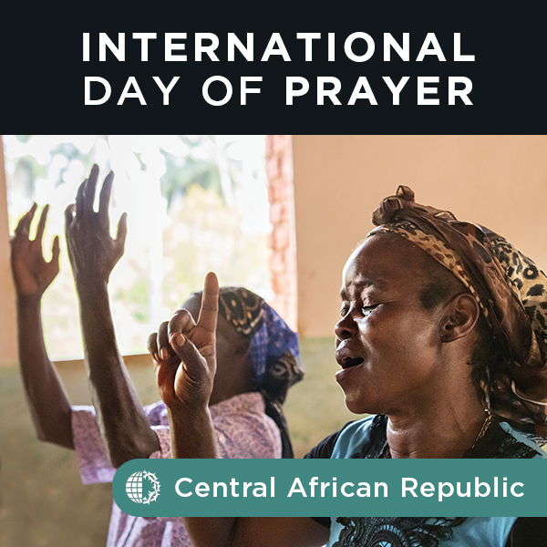 International Day of Prayer: Central Africa