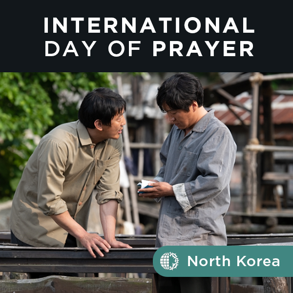 International Day of Prayer: North Korea