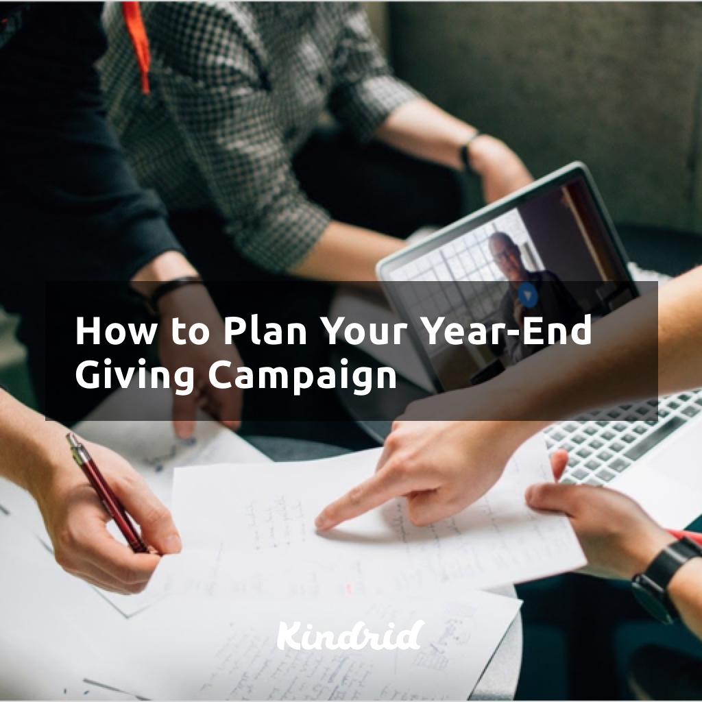 How to Plan Your Year-End Giving Campaign Bundle